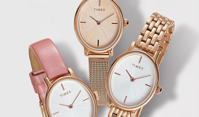 Kobieca seria zegarków Timex Milano