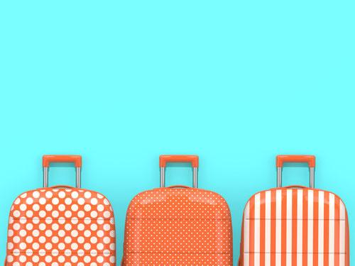 Modne torby podróżne na kółkach w 2019 roku