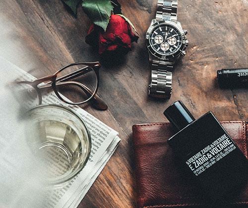 Męskie perfumy - sposób by czuć się świetnie