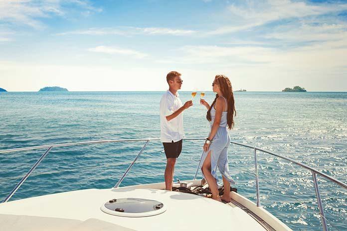 Najbardziej luksusowe wakacyjne miejsca na świecie to...