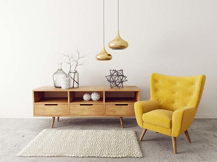 Fotel uszak – ozdoba Twojego salonu