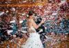 konfetti na wesele