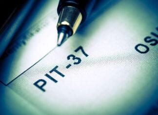 Jak rozliczyć PIT 37